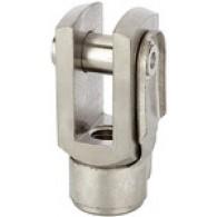 Priključek Y za standardne / okrogle cilindre z batom Φ 40/40 [437.211]