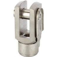 Priključek Y za standardne / okrogle cilindre z batom Φ 40/40, M12x1,25 [437.211]