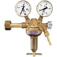 Regulator tlaka za kisik, 200 barov, ogljikov dioksid, delovni tlak 0-10 barov [487.41]