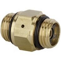 Regulator tlaka mini, brez sekundarnega prezračevanja, 2 x G 1/4 AG, 2 bara [638.42]
