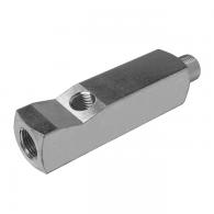T-priključek  for pressure gauge BETEX E1745, 115mm 3/8NPT [7200183]