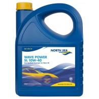 NSL WAVE POWER SL 10W-40, 5L - Motorno olje za osebna vozila