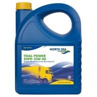 NSL TIDAL POWER SHPD 15W-40, 5L - Motorno olje za tovorna vozila