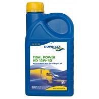 NSL TIDAL POWER HD 15W-40, 1L - Motorno olje za tovorna vozila