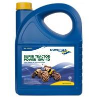 NSL SUPER TRACTOR POWER 10W-40, 5L - Univerzalno traktorsko olje