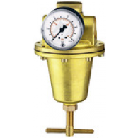 Regulator konstantnega tlaka z manometrom, BG 3, G 1, 0,5 - 16 barov [737.704]