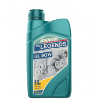 ADDINOL LEGENDS GL 80 W, 1L - Olje za menjalnike in diferenciale