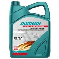 ADDINOL PREMIUM 030 FD, 5L - Motorno olje za osebna vozila