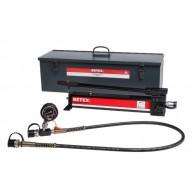 Ročna črpalka, set BETEX AHP 703 vključno z jeklenim kovčkom za shranjevanje [7265751]