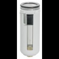 Posoda iz polikarbonata, vključno z zaščitno kletko, f. Olje megle »FUTURA« BG 1 [BSL 14]
