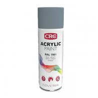 CRC Acrylic paint RAL 7001 Silver Grey, 400ml - Barva v spreju akril