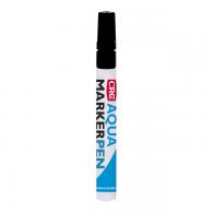 CRC Aqua Marker Pen Black - Označevalni flomaster na vodni osnovi, črni