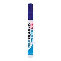 CRC Aqua Marker Pen Blue - Označevalni flomaster na vodni osnovi, modri