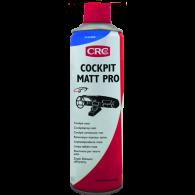 CRC COCKPIT MATT PRO, 500ml - Čistilo armature, mat