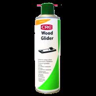 CRC WOOD GLIDER, 400ml - Sprej za mazanje drsnih plošč lesnih strojev