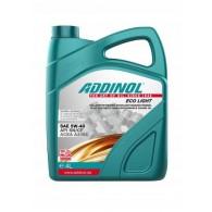 ADDINOL ECO LIGHT, 4L - Motorno olje za osebna vozila