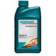 ADDINOL ECONOMIC 020, 1L - Motorno olje za osebna vozila