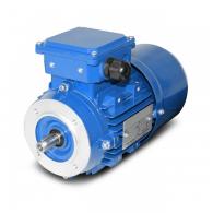 Elektro motor 3F 0,37kW 1400vrt./min B14 230/400V 50Hz IE1 IEC71 - Trifazni elektromotor IEC71B4