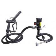 Črpalka električna, 220V, za diesel in olje, komplet za sod - 45520 [EOP/AC/230]