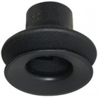 Prijemalo vakuumsko, približno 1,5 krat, material NBR, FGA, premer 43 mm [FGA 1543-1]