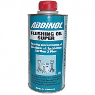 ADDINOL FLUSHING OIL SUPER, 500ml - Sistemsko čistilno sredstvo za motorje