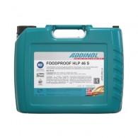 ADDINOL FOODPROOF HLP 46 S, 20L - Olje za živilsko industrijo