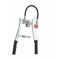 Tlačilka za mast dvoročna 500g, M10X1 z gibljivo cevjo - 42796 [G83F-HP/M]