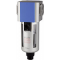 Filter »G«, PC posoda, zaščitna kletka, 5 Φm, BG 400, G 1/2, odtok: HA [GF 33]