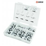 Set mazalk BSPT 110 kos - 43971 [GFT/KIT/M-110] - v plastični škatli