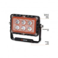 LED žaromet 18W, CREE LED, 12 - 60V DC, 1200 LM, alu - 55028 [LED/530]