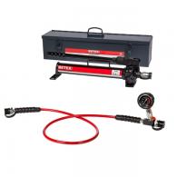 Hidravlična črpalka, ročna BETEX HC 2000 dvostopenjska, heavy duty [72622000]