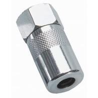 Glava mazalna ''heavy duty'' 4-čeljustna, M10X1, za pnevmatske tlačilke - 43521 [HC/12/4/M]