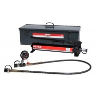 Ročna črpalka, set BETEX HC 1500 vključno z jeklenim kovčkom za shranjevanje [72621501]