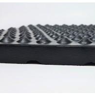 GT hlevska rebrasta - ''groove'' 1220mm x 1830mm x 12mm (2,23 m2) - Tehnična guma, plošča