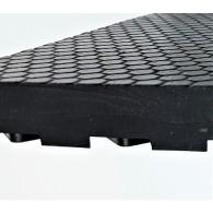 GT hlevska Hexagon 1220mm x 1830mm x 12mm (2,23 m2) - Hlevska guma, plošča