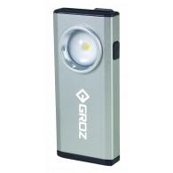 Ročna svetilka alu 5W SMD, 500 LM, z magnetom in zaponko - 55081 [LED/190]