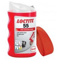 LOCTITE 55, 160m - 2057198 - Sredstvo za tesnenje navojev