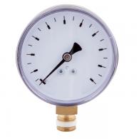"Manometer 63, 0-4 bar, suh, RP, G1/4"", kl.1.6, jeklo [115-K] - Standardni manometer"