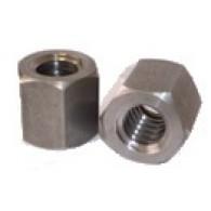Matica TR 12x3 desni navoj, tip MES, jeklo - 11SMnPb37 - Šestroba trapezna matica