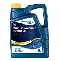 NSL MILKING MACHINE POWER 68, 5L - Olje za molzne naprave