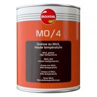 MOLYDAL GREASE MO/4, 1L - Visokotemperaturna mast