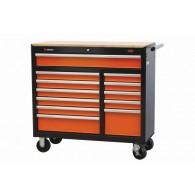 Voziček za orodje 12 predalov - 40001 [MTB/12/WD]
