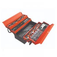 Kovček z orodjem, 5-delni, 64 kos - 40062 [MTB/5/64/AU] - HEX