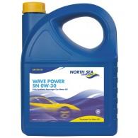 NSL WAVE POWER SN 0W-30, 5L - Motorno olje za osebna vozila