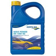 NSL WAVE POWER SN 10W-40, 4L - Motorno olje za osebna vozila