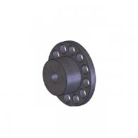 Sklopka Orpex® WN 178-L - Elastična sklopka