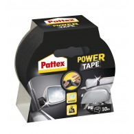 HENKEL PATTEX Power tape, črn, 10m - 1677378 - Lepilni trak