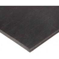 UHMWPE, 15x1020x2050mm, črna - Koterm plošča