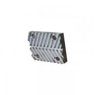 Ploščica QST-14M-52,5 - Spojna ploščica za zobate jermene
