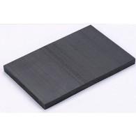 PA 6 C, 10x1220x2000mm, črna - PA plošča